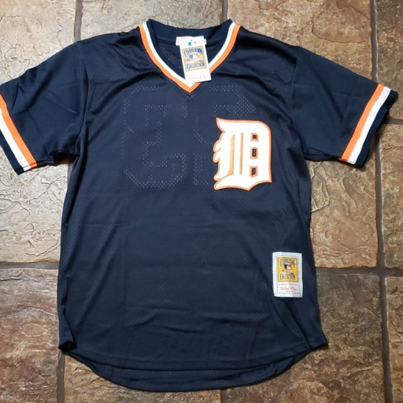 meet 1d050 0bcf0 Kirk Gibson - Detroit Tigers Throwback NWT